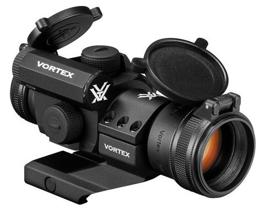 Vortex Optics StrikeFire 2 Red/Green Dot Sight