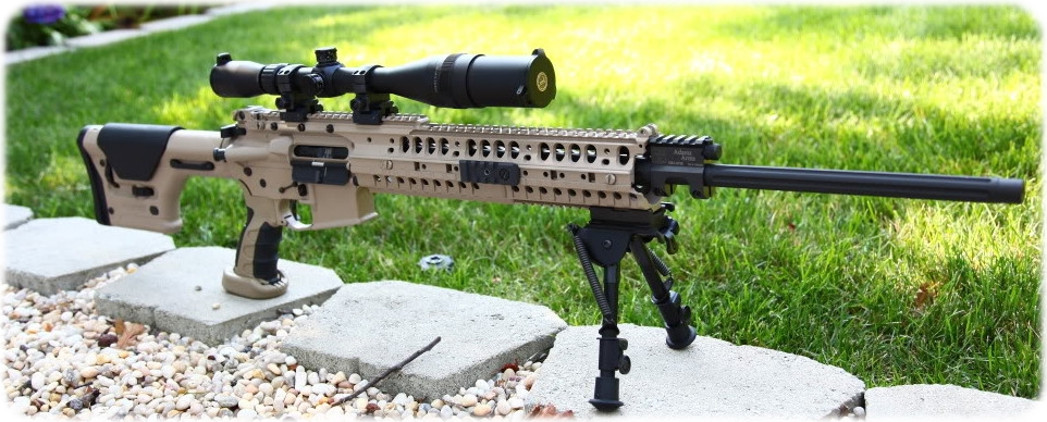 Best Scope For Ar 10 Scopes For One Of The Best Rifles