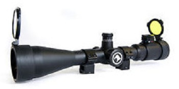 Osprey 4-16 X 50 Rifle Scope with Mil Dot Reticle