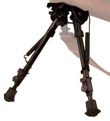 Harris Engineering S-BRM Hinged Base 6 - 9-Inch BiPod