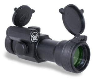 Vortex Optics 1 x 30mm StrikeFire Red Dot Hunting Rifle Scope