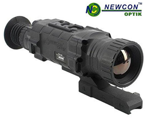 Newcon optic 75mm, 384X288 thermal rifle scope