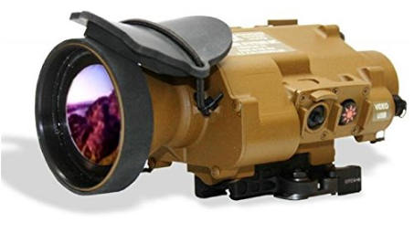 Flir systems T75 thermo-sight rifle scope