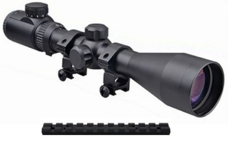 variable rifle scope