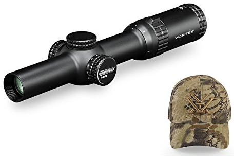 Vortex Optics strike Eagle 1-6x24 rifle scope