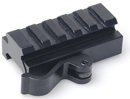 CVLIFE K02 Rail Mount Quick Release Adapter