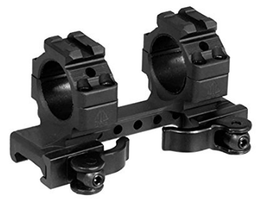 UTG Integral 1 Med-pro QD Ring Mount