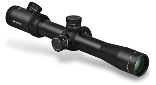 Vortex Viper PST 2.5 – 10x32mm FFP riflescope MOA