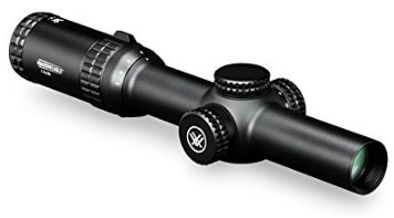 Vortex Optics Strike Eagle 1-6 x 24 AR – BDC Reticle