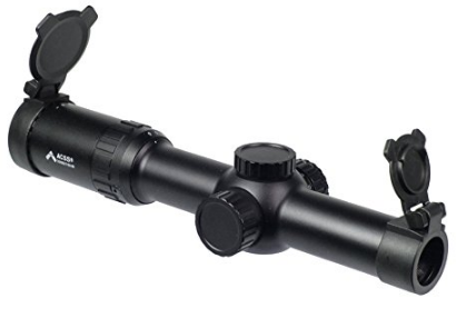 Primary Arms 1-6X24 SFP hunting riflescope