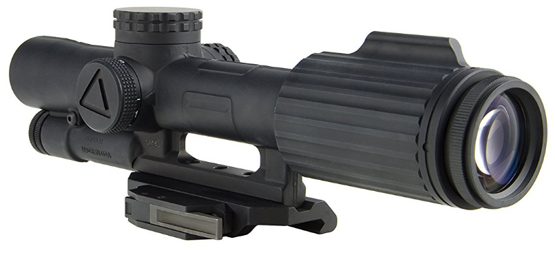 Trijicon VCOG 1-6x24 rifle scope Ballistic Reticle