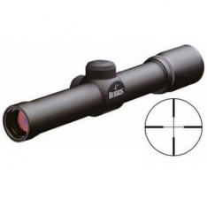 Burris Scout 2.75 x 20mm Heavy Plex Reticle Matte Black Riflescope