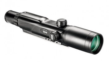 Bushnell Laser Rangefinder Mil-Dot Reticle Riflescope, 4-12x 42mm